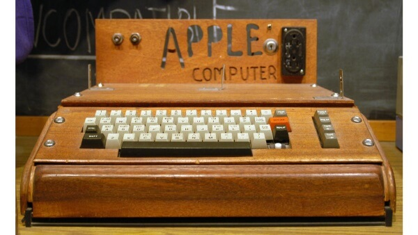 first apple pc
