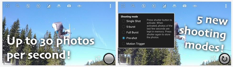 fast-burts-camera-android