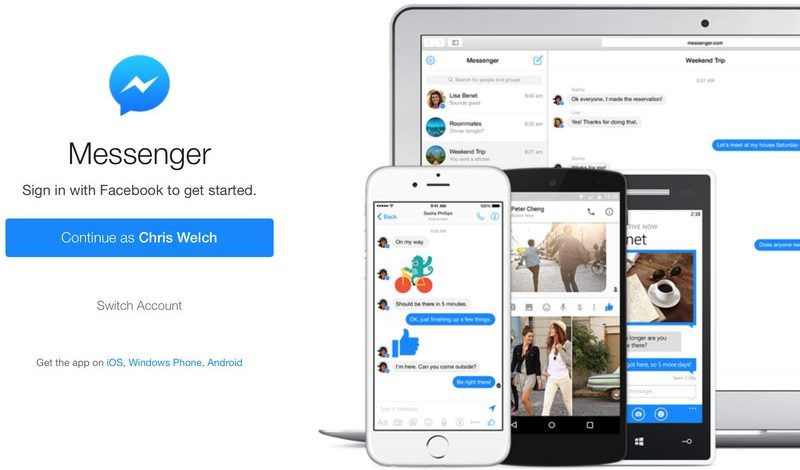 facebook-web-messenger