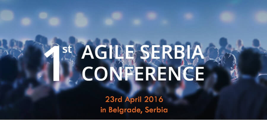 1st Agile Serbia Conference Announcement