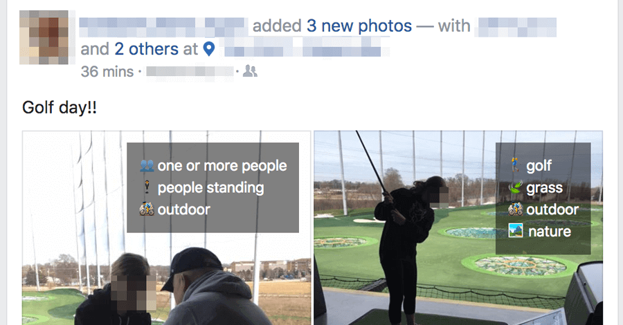 facebook recognize image objects