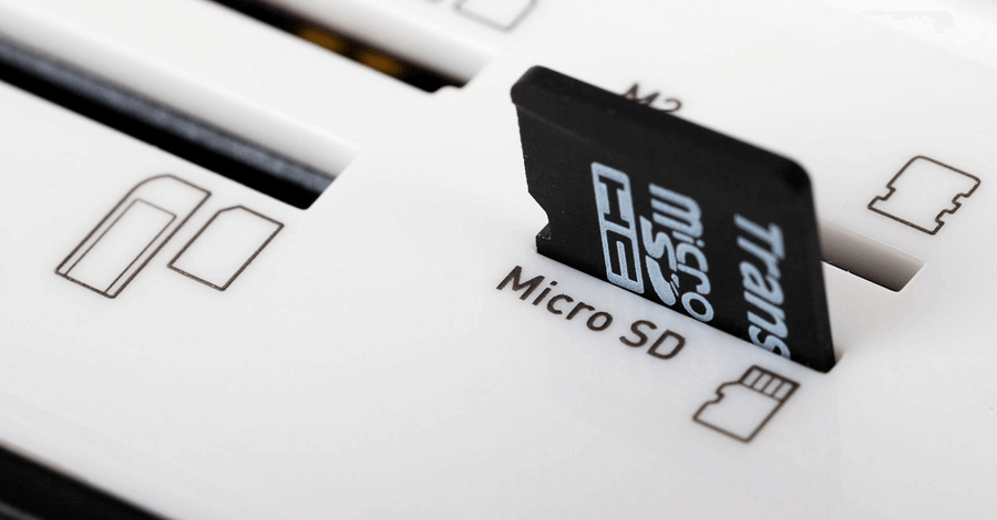 how to format microsd card