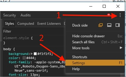 chrome developer console dark theme (1)
