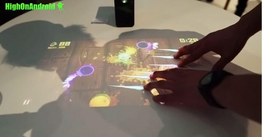 xperia touch specs