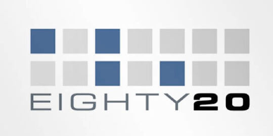 eighty20 logo